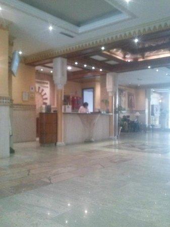 Hotel Eurostars Maimonides: HALL