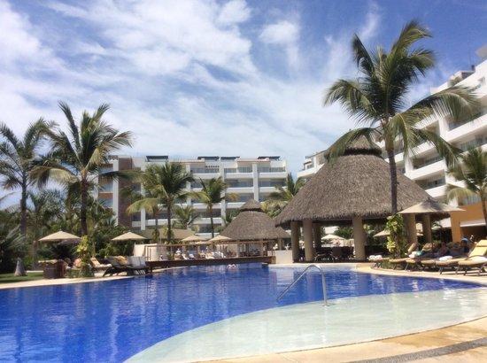 Marival Residences Luxury Resort Nuevo Vallarta : Alberca