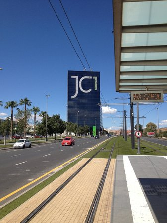 Sercotel JC1 Murcia: Hotel