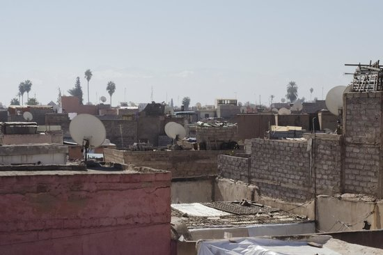 Riad Miski : View from Miski