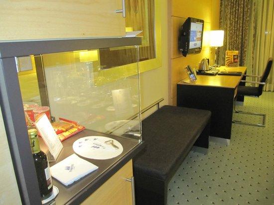 Maritim Hotel Düsseldorf: В номере