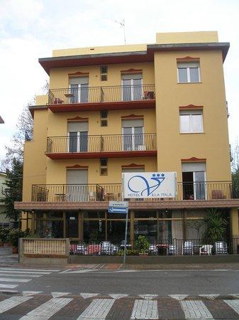 """Hotel Villa Itala: Отель """"Вилла Итала"""" находится в районе Марина Чентро курорта Римини"""