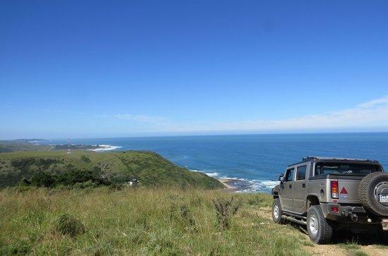 Miarestate: Beach access by Hummer!