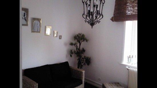 Villa Nomade : Salle de réception