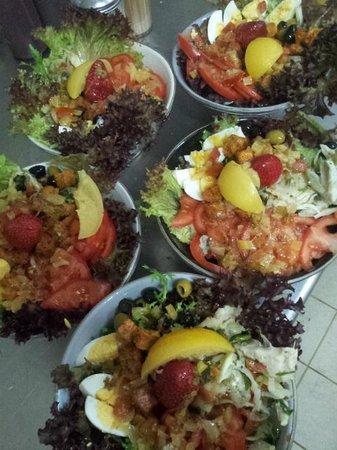 Villa Nomade : Salades d'été