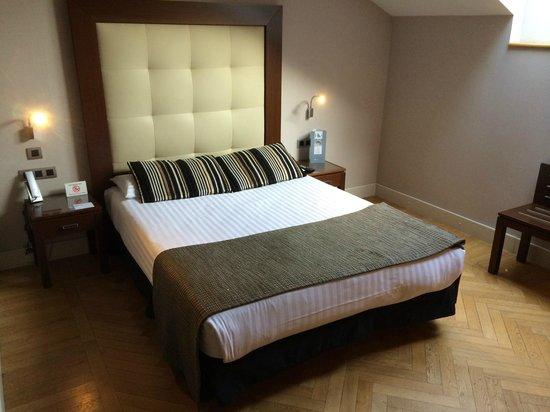 Eurostars David: chambre