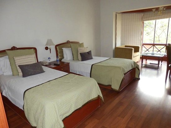 The Gateway Hotel Pasumalai Madurai : Chambre