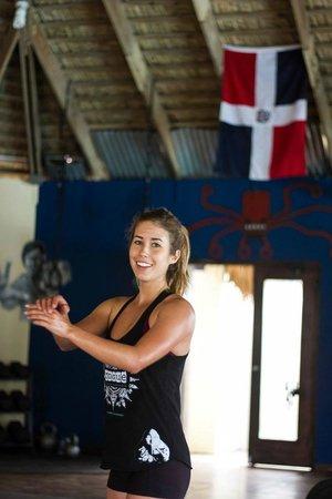 Zendo Fitness Cabarete: all smiles!