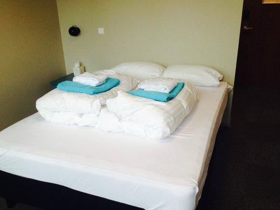 Loft Hostel : Double deluxe room