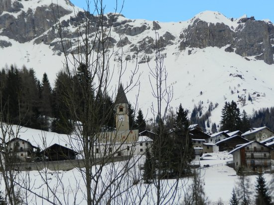 Hotel Miramonti: panorama