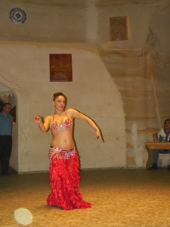 Rock Valley Tours: Belly dance