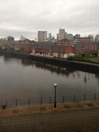 Copthorne Hotel Manchester: Room with a view - fourth floor !