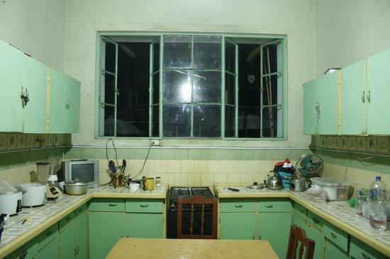 Los Cocos Inn: Cocina