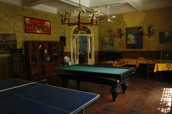 Los Cocos Inn: Salón de Juegos