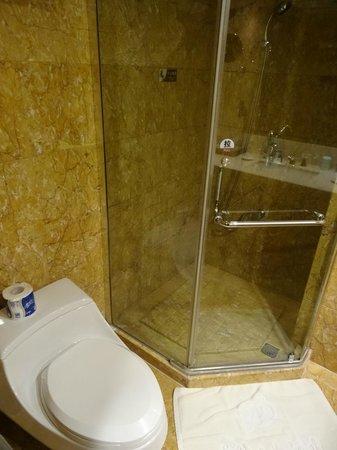 Putuoshan Hotel : 淋浴間