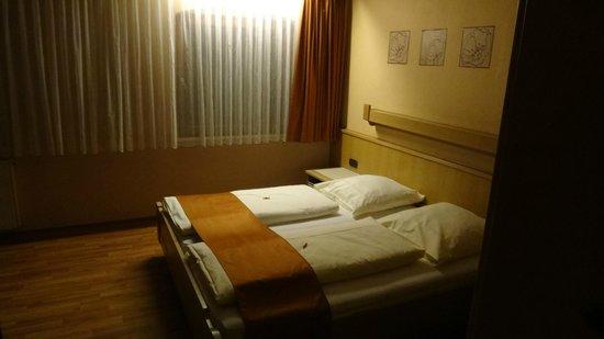 Hotel Rothenburger Hof: 部屋
