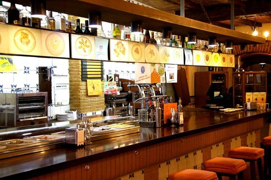 Restaurante Universal Pacoche: Nuestra barra