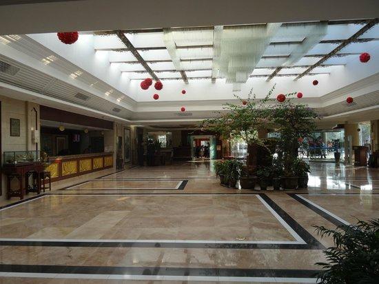 Putuoshan Hotel : Lobby