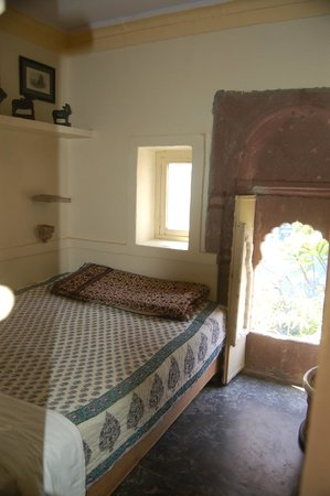 Bristows Haveli: Our Bed