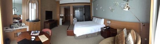 InterContinental Suzhou: Lakeview room
