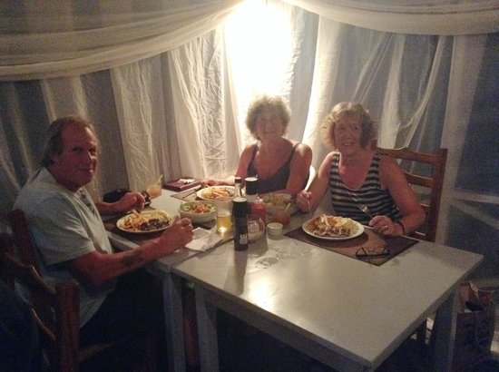 SeaCat: A Great Meal with Friendly Service