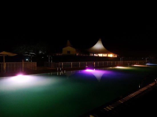 Zmar Eco Experience: lounge noite