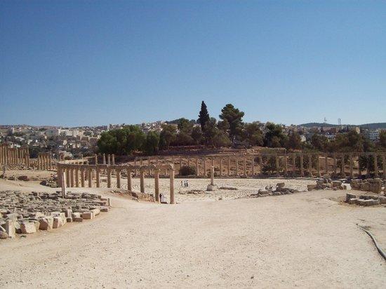 Ruinas de Jerash: The ruins of ancient Roman Gerasa