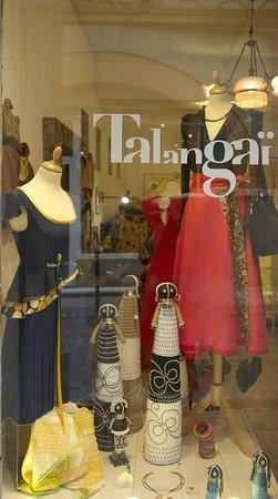Talangai Creation
