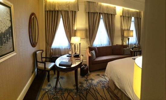 Fairmont Peace Hotel : Room 131