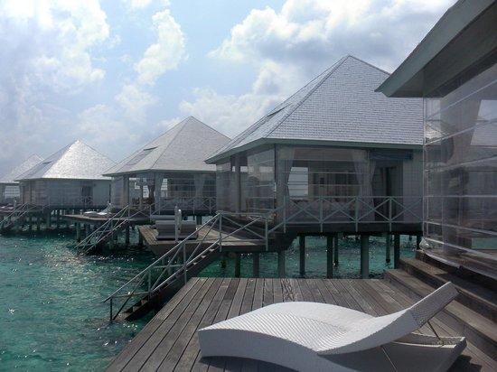 Diamonds Thudufushi : water villas