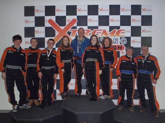 Xtreme Karting and Combat Edinburgh: Everyone's a winner!