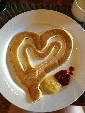 Vincci Seleccion La Plantacion del Sur : Mmm pancakes