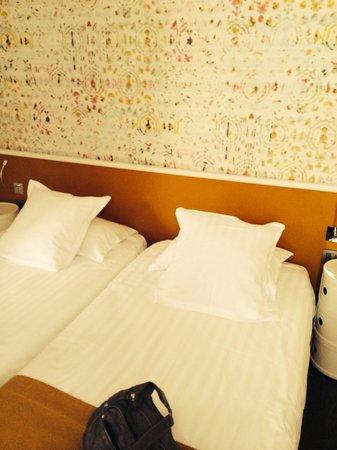 Moderne St-Germain Hotel: Bedroom