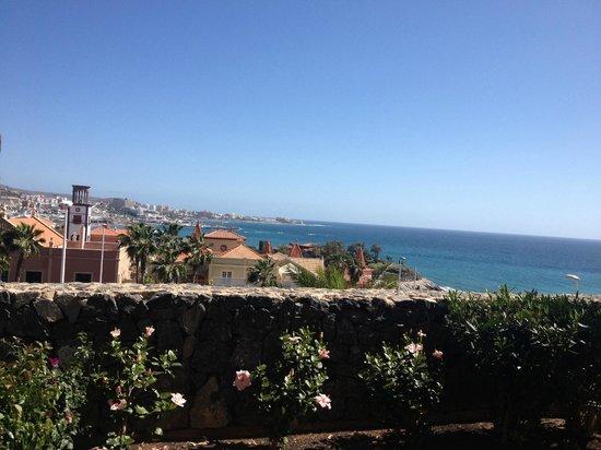 Vincci Selección La Plantación del Sur: view from our villa