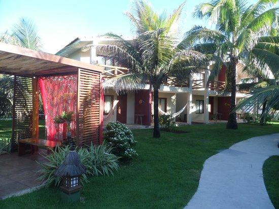 Porto de Galinhas Praia Hotel: area externa