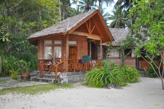 Gangga Island Resort & Spa : Bungalow