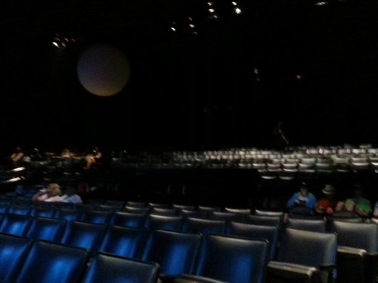 Blue Man Group: Inside the theater