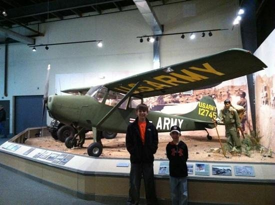 U.S. Army Transportation Museum: wonderful exhibits