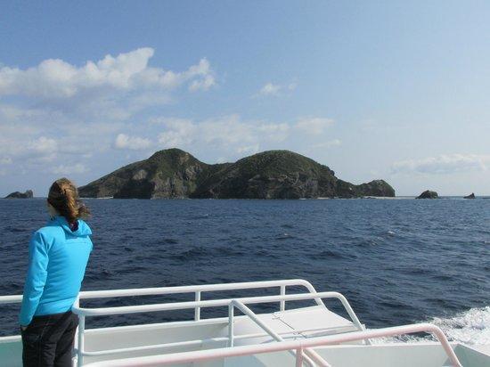 Zamami Island: Smaller island next to Zamami