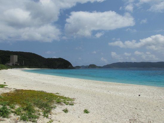 Zamami Island: Furuzamami beach