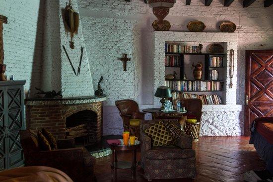 Casa de las Palmas: Inside artist studio