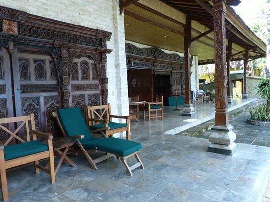 Alang-Alang Boutique Beach Hotel : Villa