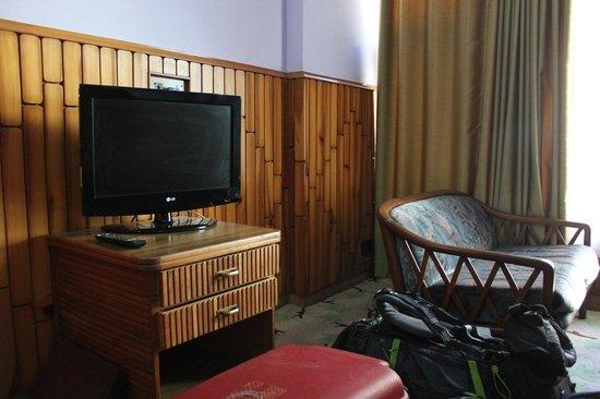 Silmog Garden: TV - We never watched it