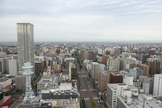 札幌市内の眺め - 札幌市、さっ...