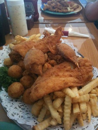 Seafood Express & More