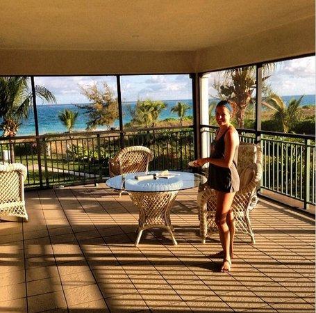 The Sands at Grace Bay: 1 bedroom Ocean Front Deluxe Balcony