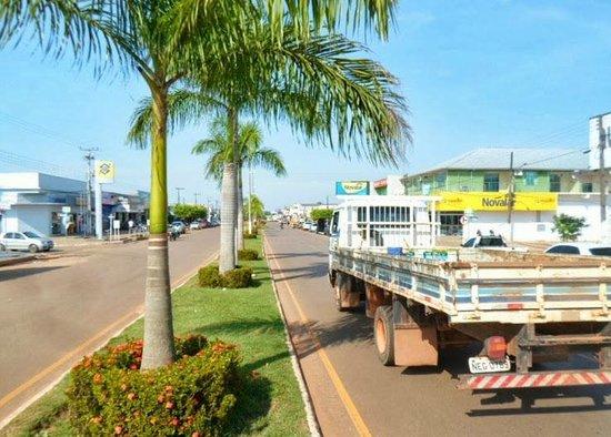 Alvorada d'Oeste, RO: Av. Marechal Rondon