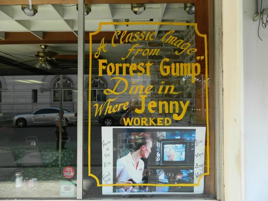 Picture Of Jenny Working Debi S Restaurant Savannah Tripadvisor