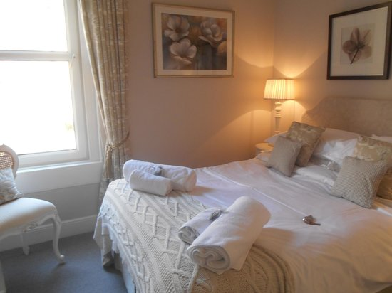 Brindleys Boutique B & B : A delightful room, small but perfect for us!