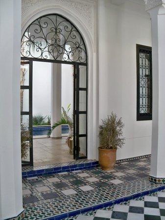 Bellamane, Ryad & Spa: patio